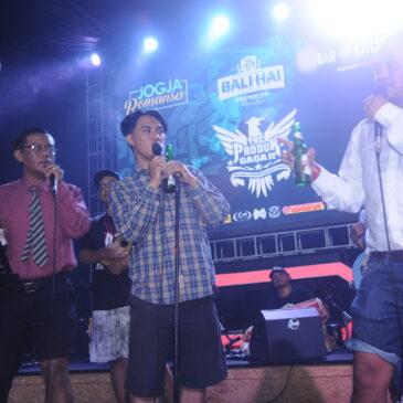 Liquid Bar and Kitchen & Balihai Present : Perform Produk Gagah