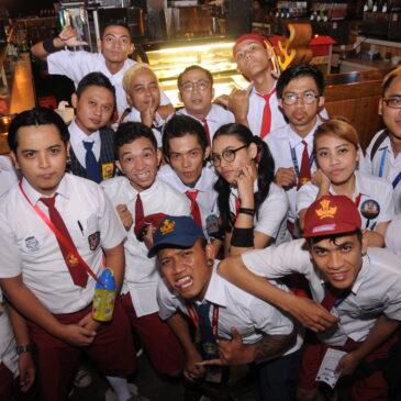 Liquid Bar and Kitchen Present : Malam Tahun baru 2016-2017
